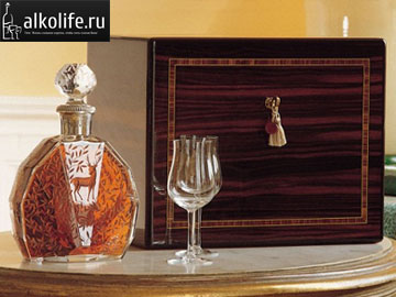 Hine Triomphe Talent De Thomas Hine Crystal Decanter