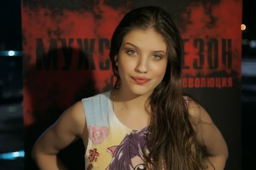 A. Chipovskaya beautiful Russian actress