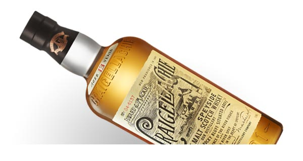 Craigellachie Speyside Single Malt Whisky